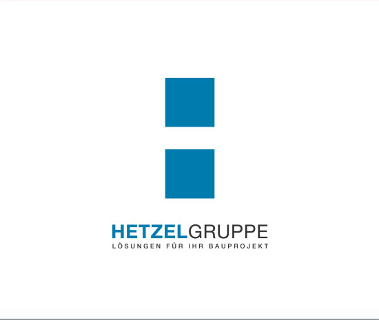 Baufirmen Nürnberg corporate design hetzel sponheuer klein wiele grafik design